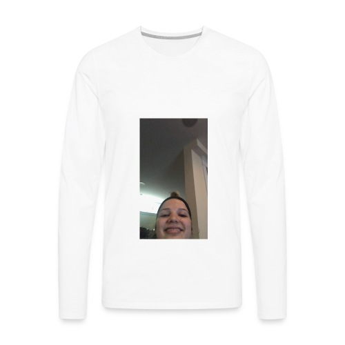 lauren (mens long sleeve) - Men's Premium Long Sleeve T-Shirt