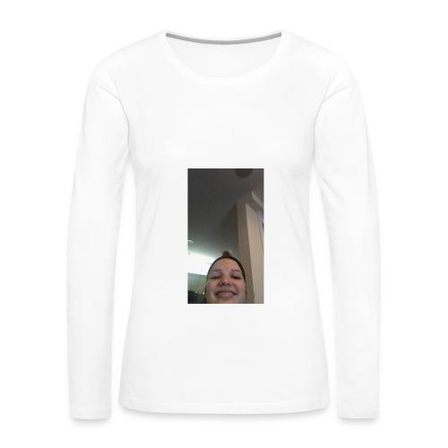 lauren (womens long sleeve) - Women's Premium Long Sleeve T-Shirt