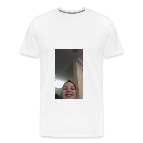 lauren (mens short sleeve) - Men's Premium T-Shirt