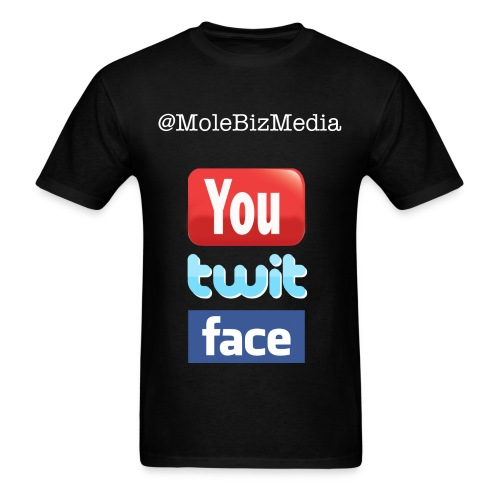 Social Network Tee-Shirt - Men's T-Shirt