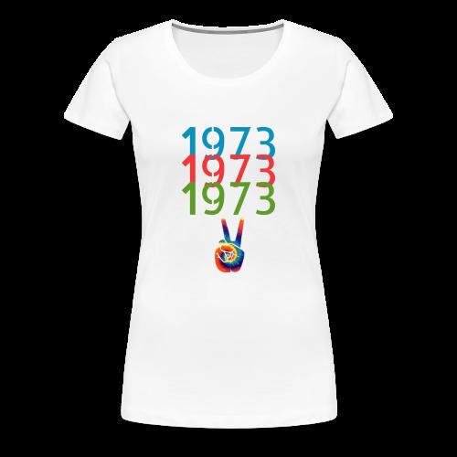 1973 - Women's Premium T-Shirt