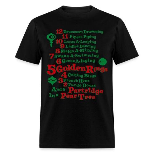 12 Days - Men's T-Shirt