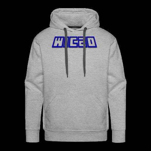 Retro wic20 mens sweatshirt - Men's Premium Hoodie