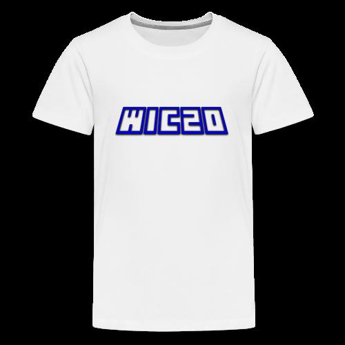 Retro wic20 kids - Kids' Premium T-Shirt
