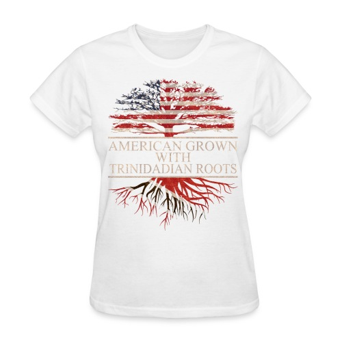 Ladies Roots Tree Tee - Women's T-Shirt
