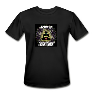 Achieve Enlightenment - Men's Moisture Wicking Performance T-Shirt