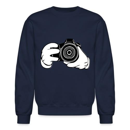 Smile - Crewneck Sweatshirt