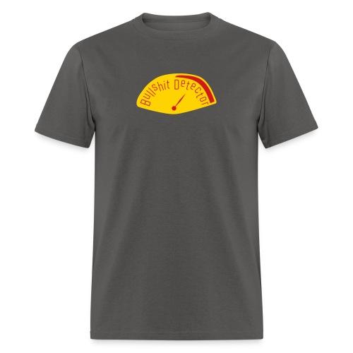 Bullshit Detector Meter - Men's T-Shirt