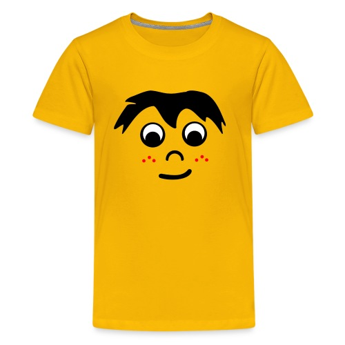 Time Cruisers Timmy Face (Kids) - Kids' Premium T-Shirt