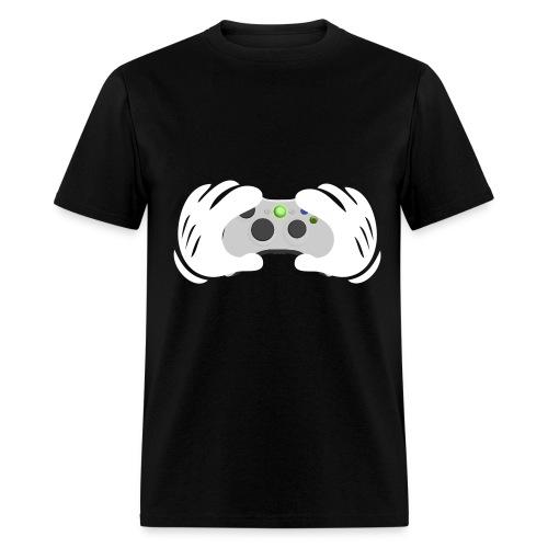 Xbox Hands  - Men's T-Shirt