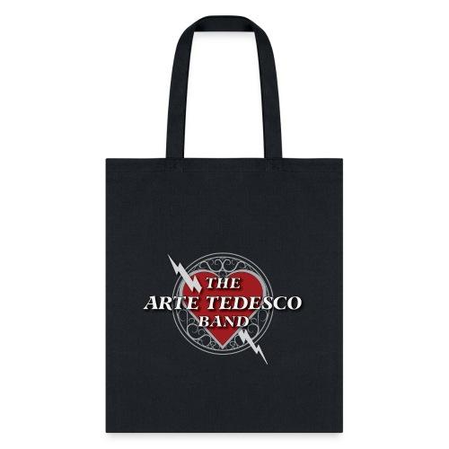 Arte Tedesco Band Tote Bag - Tote Bag