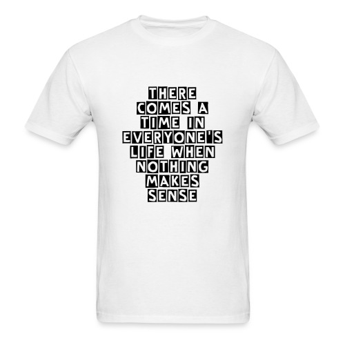 Understanding - Men's T-Shirt