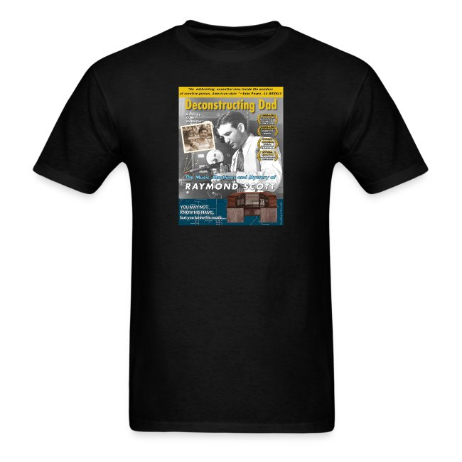 T-Shirt for the Documentary Deconstructing Dad