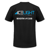 T-Shirts ~ Men's T-Shirt by American Apparel ~ Ice Light PPA 2013 Mens