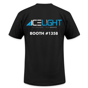Ice Light PPA 2013 Mens - Men's T-Shirt by American Apparel