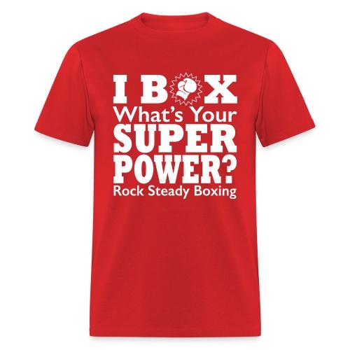 Super Power  - Men's T-Shirt