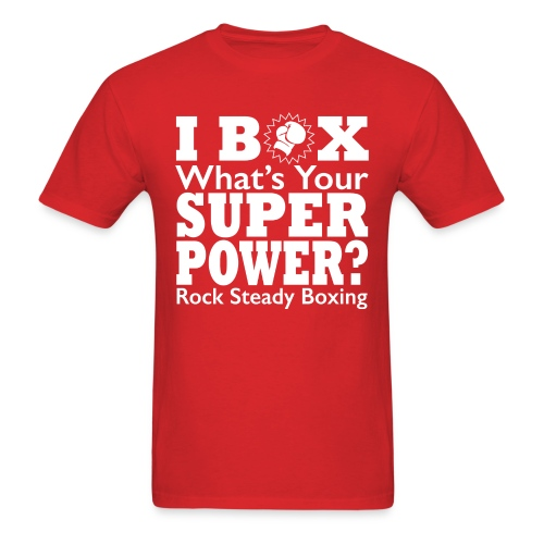 Super Power  - Men's T-Shirt