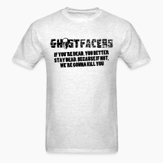 Men's Ghostfacers Tee