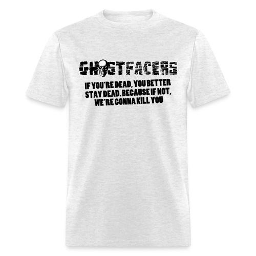 Men's Ghostfacers Tee - Men's T-Shirt