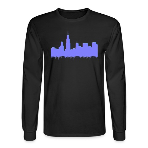 Chi - Men's Long Sleeve T-Shirt