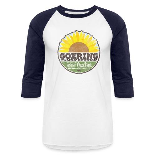 2018 Reunion Distressed Unisex Baseball Tee - Baseball T-Shirt