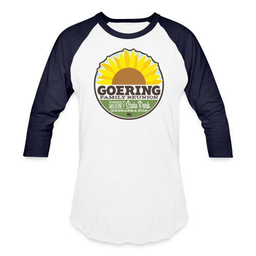 2018 Reunion Clean Unisex Baseball Tee - Baseball T-Shirt