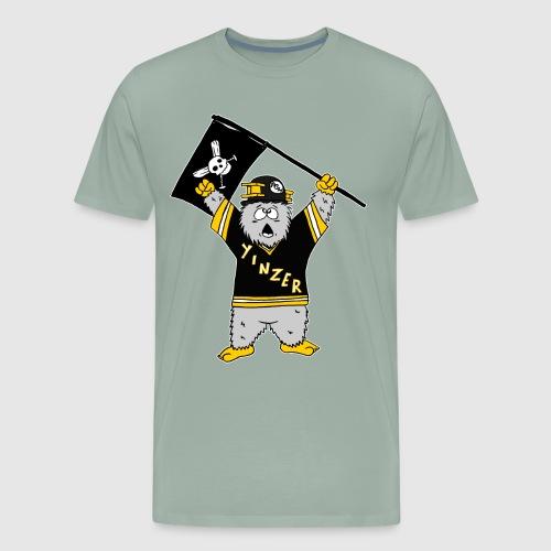 Classic Yinzer - Men's Premium T-Shirt
