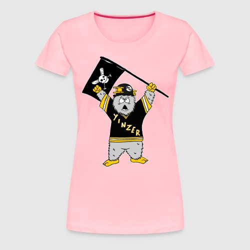 Classic Yinzer - Women's Premium T-Shirt
