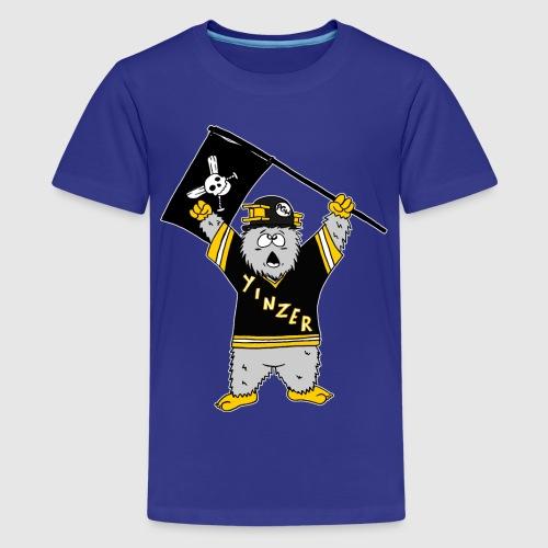 Classic Yinzer - Kids' Premium T-Shirt