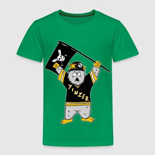 Classic Yinzer - Toddler Premium T-Shirt