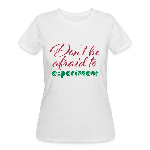Experiment - Women's 50/50 T-Shirt
