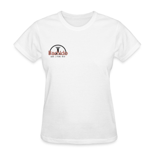'Reppin' (White) - Women's T-Shirt