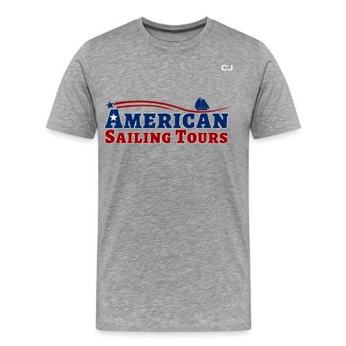 Summer Wind 2018 Crew T Red - Men's Premium T-Shirt