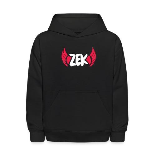 Zek Logo Hoodie - Kid - Kids' Hoodie