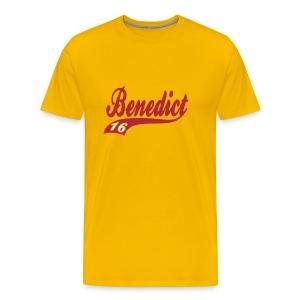 BENEDICT 16 - Men's Premium T-Shirt