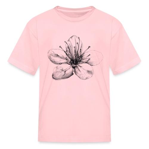 Cherry Blossom - Kids' T-Shirt