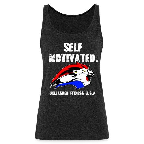 Self Motivated Women's Tank - Women's Premium Tank Top