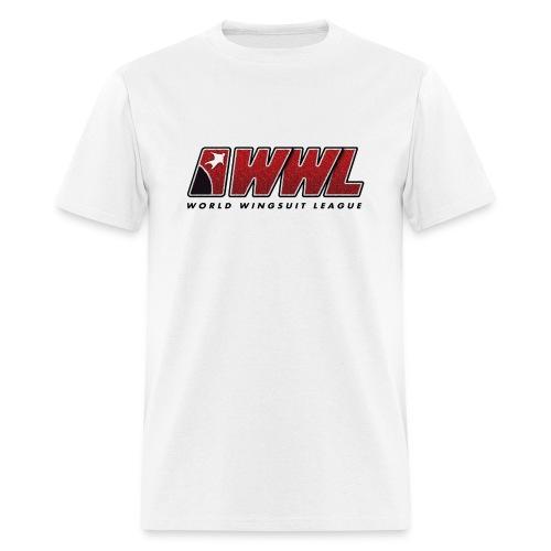 Standard - White FRONT PRINT - MEN - Men's T-Shirt