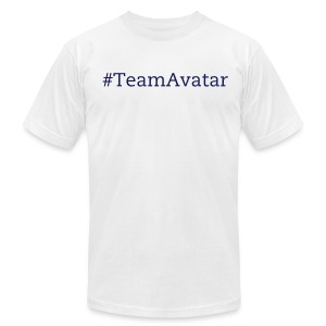 #TeamAvatar Shirt! - Men's T-Shirt by American Apparel