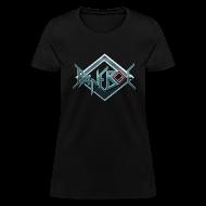T-Shirts ~ Women's T-Shirt ~ Daneboe  Parody Logo Womens Shirt