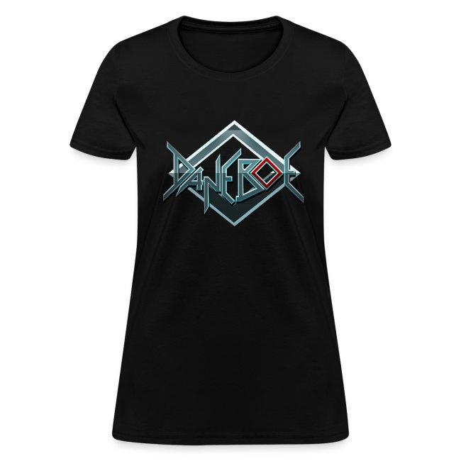 Daneboe  Parody Logo Womens Shirt