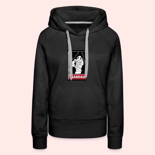 Ysabeu Box Premium Hoodie (womens) - Women's Premium Hoodie