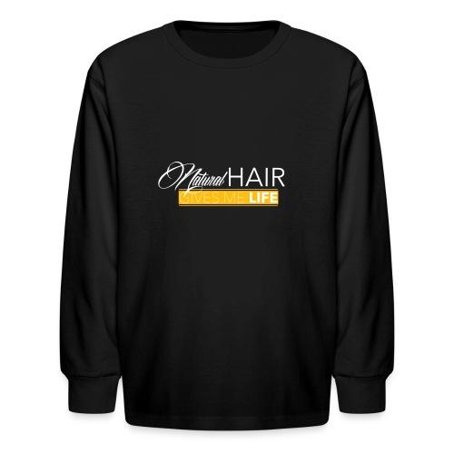 Kid T-Shirt - Kids' Long Sleeve T-Shirt