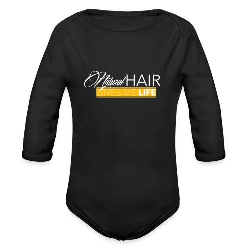 Baby Onese Shirt - Organic Long Sleeve Baby Bodysuit