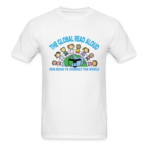 Global Read Aloud Men's Shirt - Men's T-Shirt
