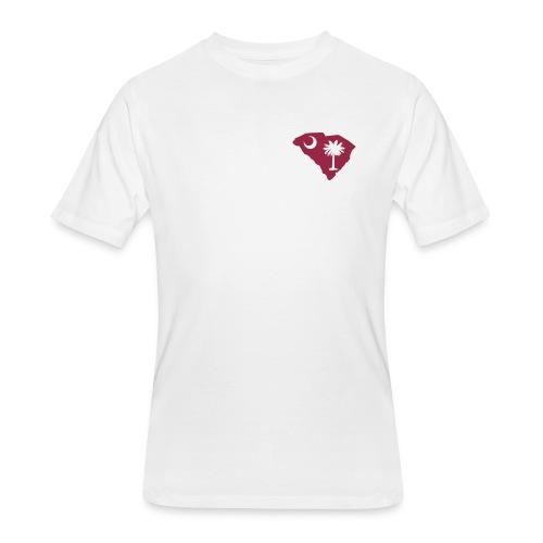 CAROLINA TEE - Men's 50/50 T-Shirt