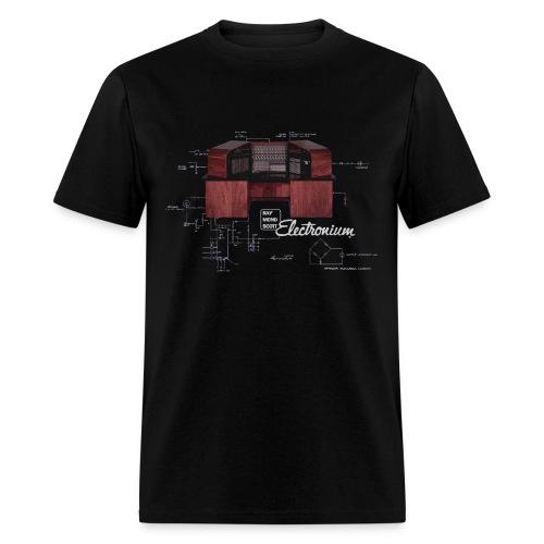 Men's Electronium T-Shirt - Men's T-Shirt