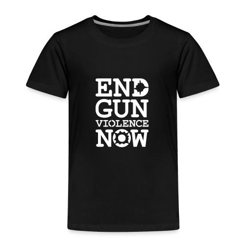 * END GUN VIOLENCE NOW !  *  - T-shirt premium pour enfants