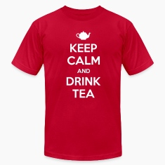 Keep Calm and Drink Tea Men's T-shirt