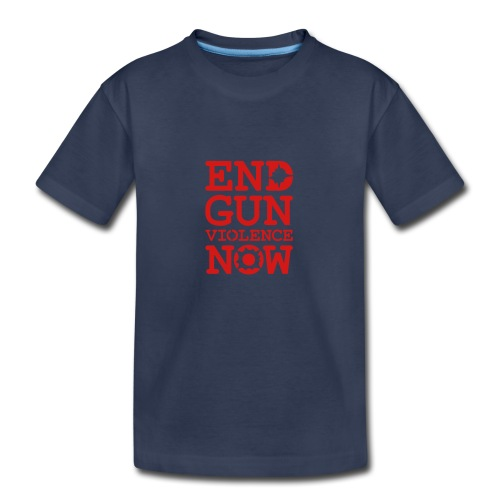 * END GUN VIOLENCE NOW !  *  - Kids' Premium T-Shirt